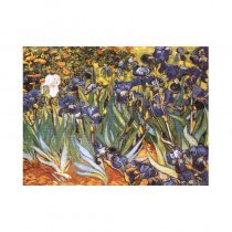 """Irisi"" de Vincent van Gogh - tablou pe sevalet"