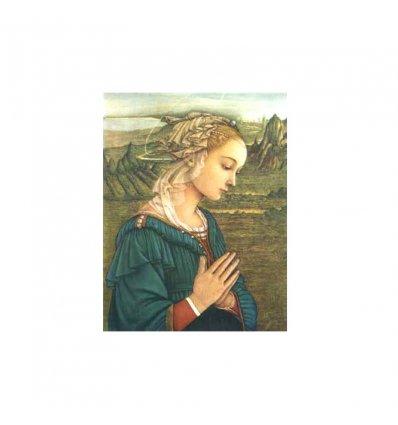 "Tablou pe Sevalet - ""Madonna"" de Filippo Lippi"