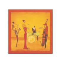 Tablou - Formatia de Jazz