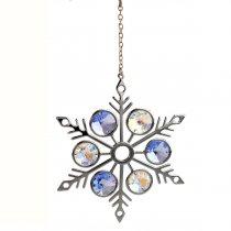 Ornament pentru Bradul de Craciun cu cristale Swarovski