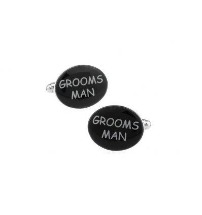 Butoni pentru camasa Grooms Man