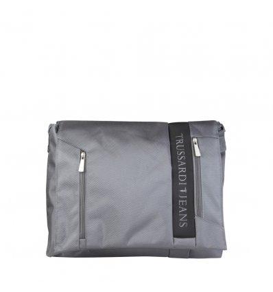 Geanta Laptop Trussardi Jeans (Grey)