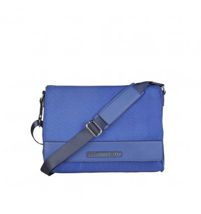 Geanta Laptop Trussardi Jeans (Blue)