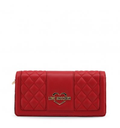 Clutch Love Moschino (Red)