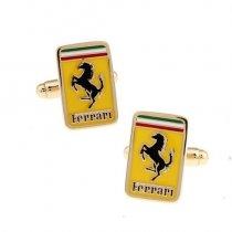 "Butoni pentru camasa ""Forza Ferrari"""