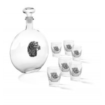 Set vodka 6 pahare