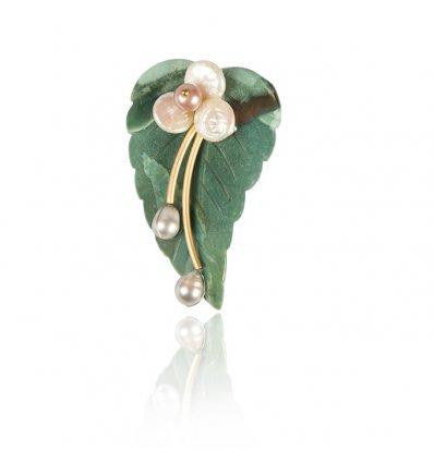 Brosa cu perle PARURE MILANO -