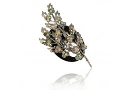 "Brosa PARURE Milano - ""Twig of Brilliance"""
