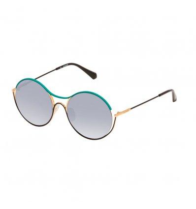 Ochelari de soare Balmain - Gold & Turqouise