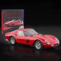 Ferrari 250 GTO 1962 Rosu - Macheta 1:18 Die Cast