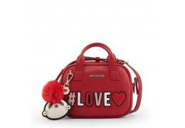 Geanta Love Moschino Extravaganta Red
