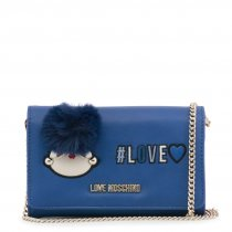 Portofel Love Moschino Fabulous Blue