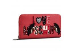 Portofel Love Moschino Red