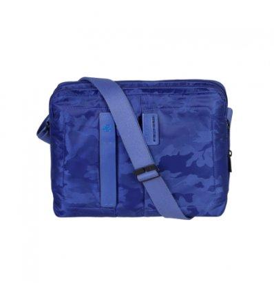 Geanta Laptop CONNEQU Piquadro CA3370P16_CAMOBLU