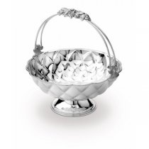 Fructiera argint Alegra by Chinelli Italy