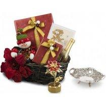 Snowman's Gifts - Cos de craciun