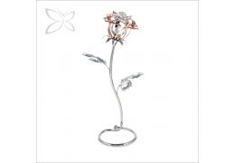 "Trandafir ""For my precious"" cu cristale Swarovski"