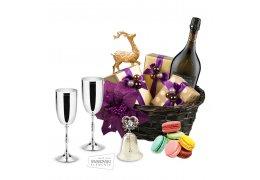 Cos cadou pentru Craciun Chinelli Sparkle Sweet Delights - Chinelli Italy