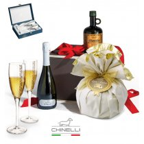Cos cadou de Craciun Exquisite Italian Flavour