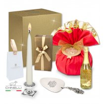 Perfect Christmas Gold Gift Chinelli Italy
