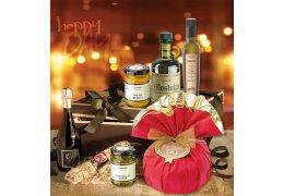 Luxury Italian Christmas Basket
