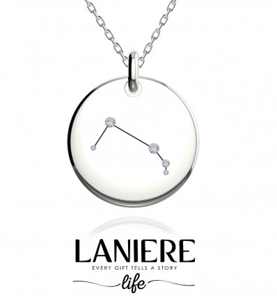 Zodiac Constellation - Berbec - Colier din argint 925% LANIERE Life