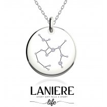 Zodiac Constellation - Sagetator - Colier din argint 925% LANIERE Life