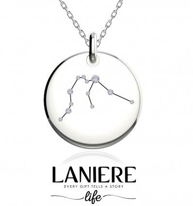 Zodiac Constellation - Varsator - Colier din argint 925% LANIERE Life