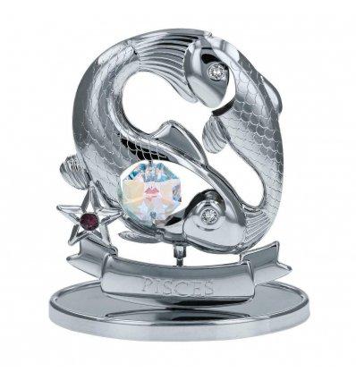 Figurina cu cristale Swarovski - Zodia Pesti