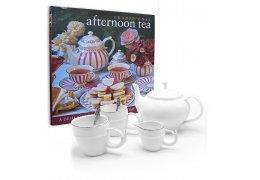 Set de ceai cu ceainic si latiera din portelan by Chinelli Italy