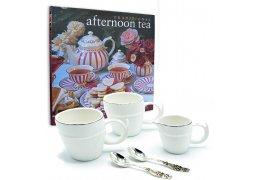 Set de ceai cu cesti si latiera din portelan by Chinelli Italy