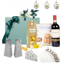 Premium Cheese & Red Wine - Cos de Paste Delights
