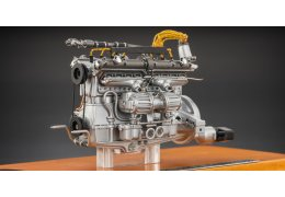CMC Alfa Romeo 8C 2900 B - Motor in caseta