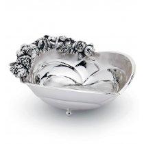 Bol argintat by Chinelli Italy - Fina