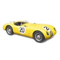 CMC Jaguar C-Type France 1953