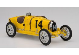 CMC Bugatti T35 Nation Color Project - Belgium, 1924