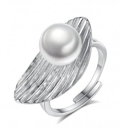 Inel din argint 925 decorat cu perla Royal
