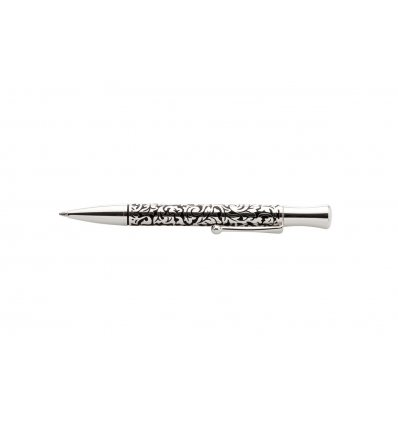 Pix argintat cu model arabesque - Herman Bauer Jr.