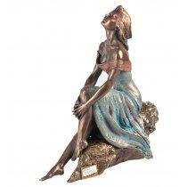 Statueta din bronz