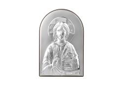 Icoana argintata