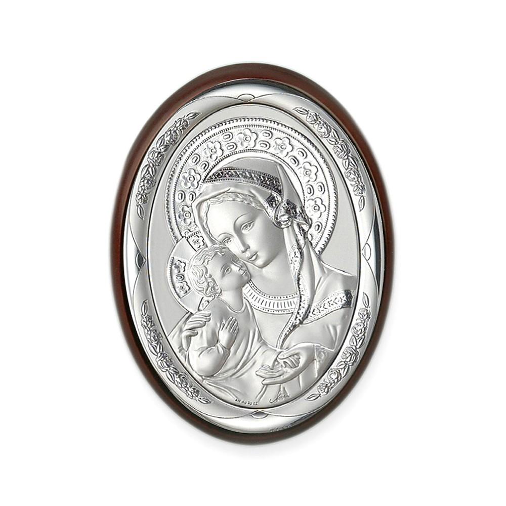 Icoane De Argint Cadouri De Botez Luxurygiftsro