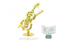 Vioara cu cristale Swarovski
