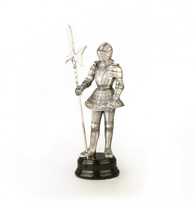 Statueta cu armura