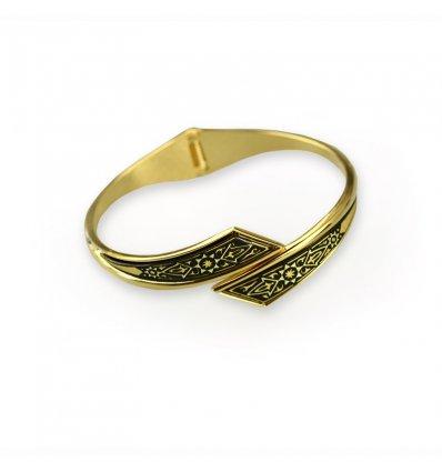 Bratara incrustata cu aur - Toledo