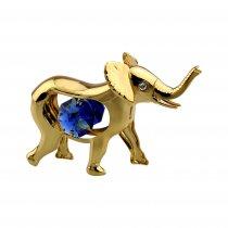 Elefantel cu cristale Swarovski