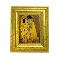 "Tablou Klimt ""Sarutul"""