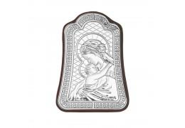 Icoana pe foita de argint - Marturie botez
