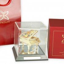 Pian cu cristale Swarovski in caseta