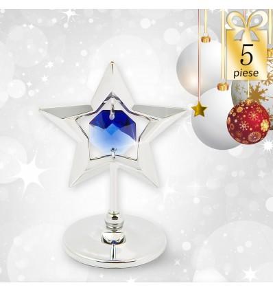 Steluta cu cristal Swarovski - oferta de 5 Cadouri de Craciun