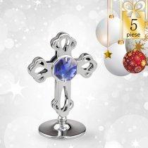 Cruciulita cu cristale Swarovski - oferta de 5 cadouri